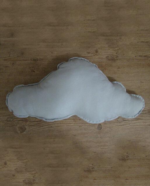 Almofada Nuvem Cinza, sob encomenda, nos mande um email para compra personalizada do site