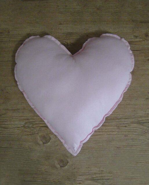 Almofada Coração Rosa, sob encomenda, nos mande um email para compra personalizada do site